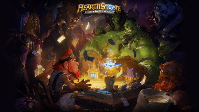 Wallpaper Hearthstone